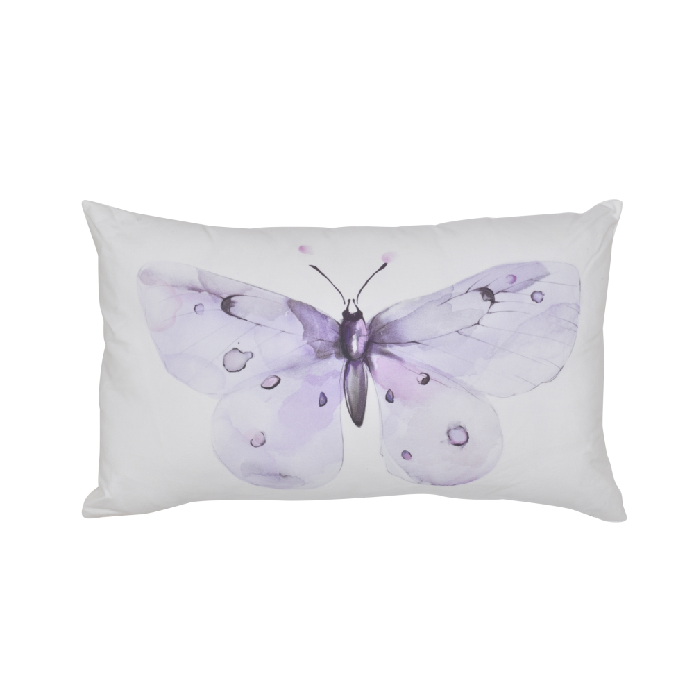BUTTERFLY PUTE LILLA 30X50