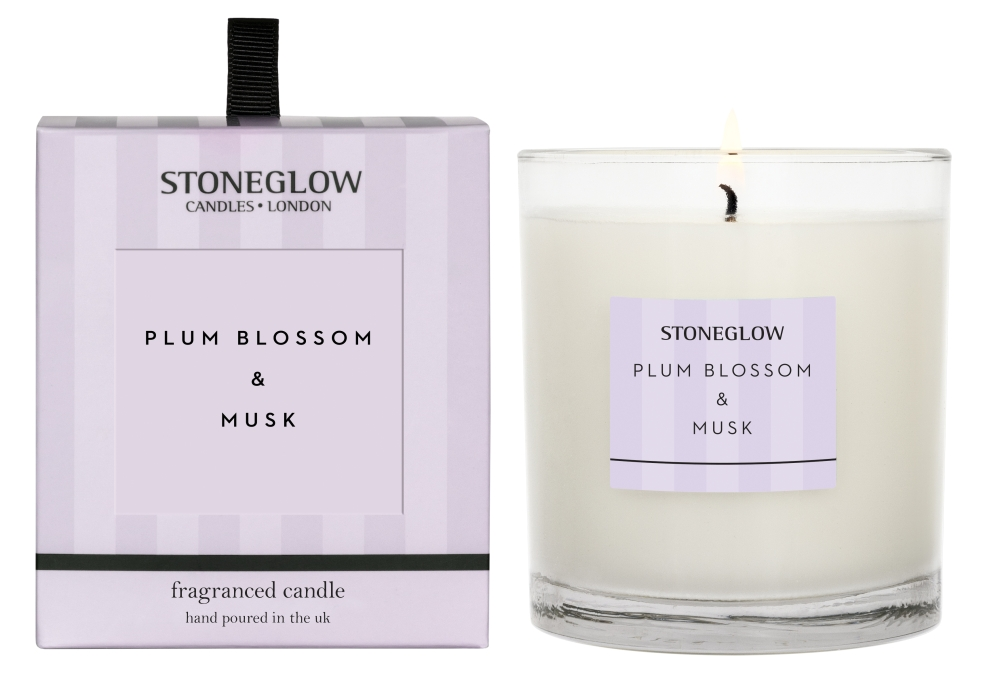 STONEGLOW DUFTLYS PLUM BLOSSOM & MUSK